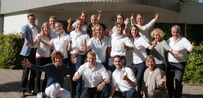 Medewerkers van praktijk Boot en Broersen