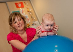 Kinderfysiotherapie in Lisse