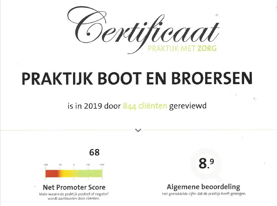 praktijk boot en broersen qualiview 2019